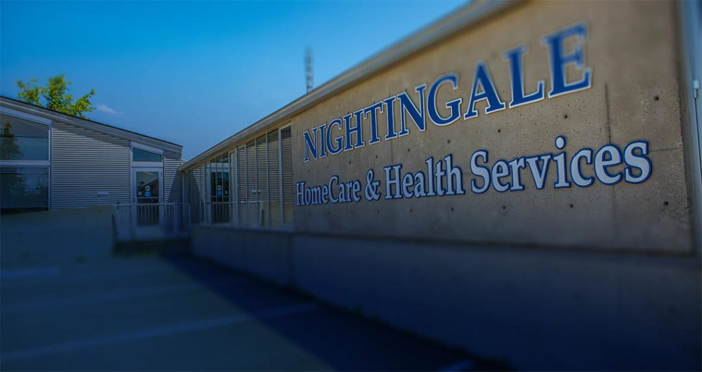 Nightingale Nursing Building